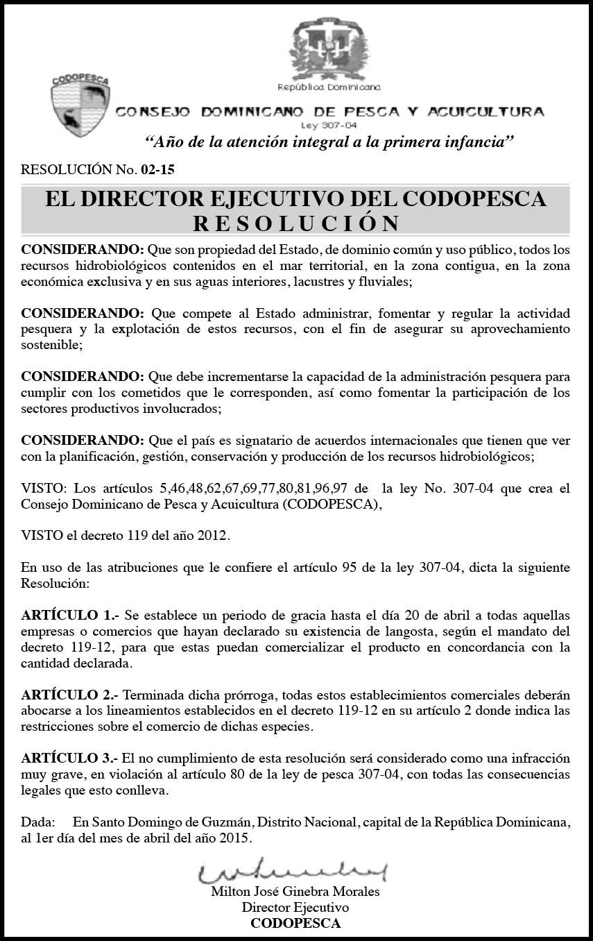 Dominican Republic Sixth National Report